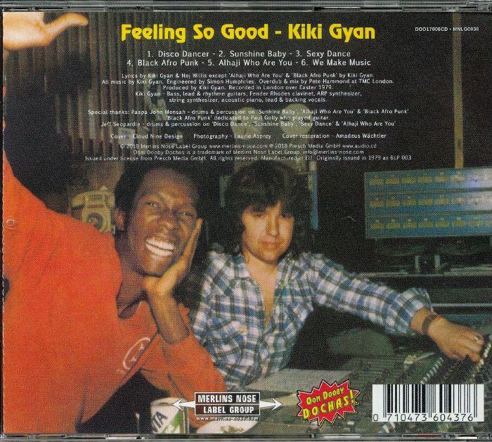 GYAN, Kiki - Feeling So Good