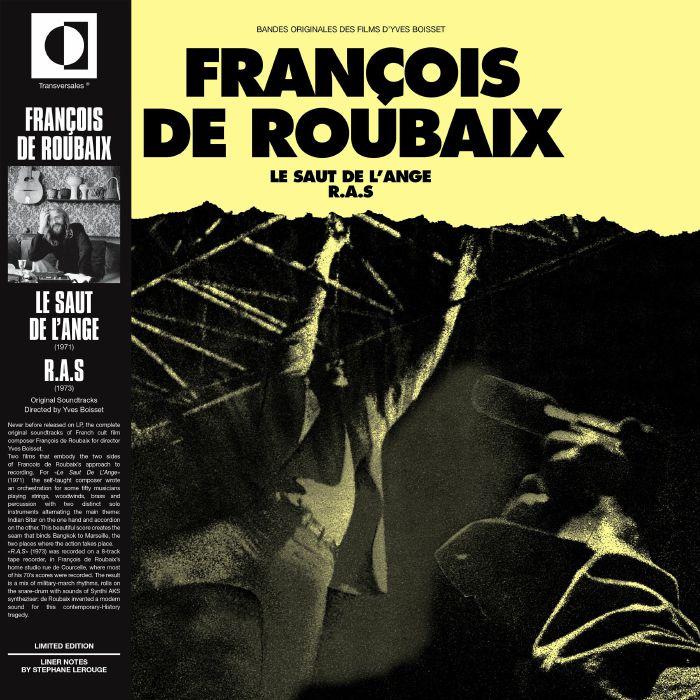 DE ROUBAIX, Francois - Le Saut De L'ange Ras (Soundtrack)