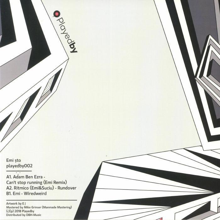 EZRA, Adam Ben/RITMICO aka EMI/SUCIU - Sto