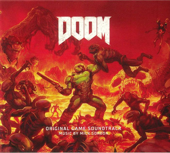 GORDON, Mick - DOOM (Soundtrack)