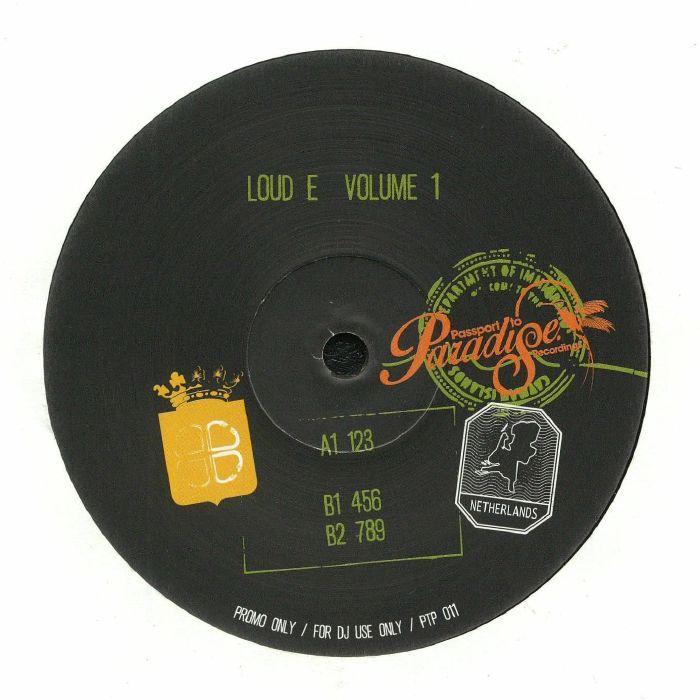 LOUD E - Volume 1