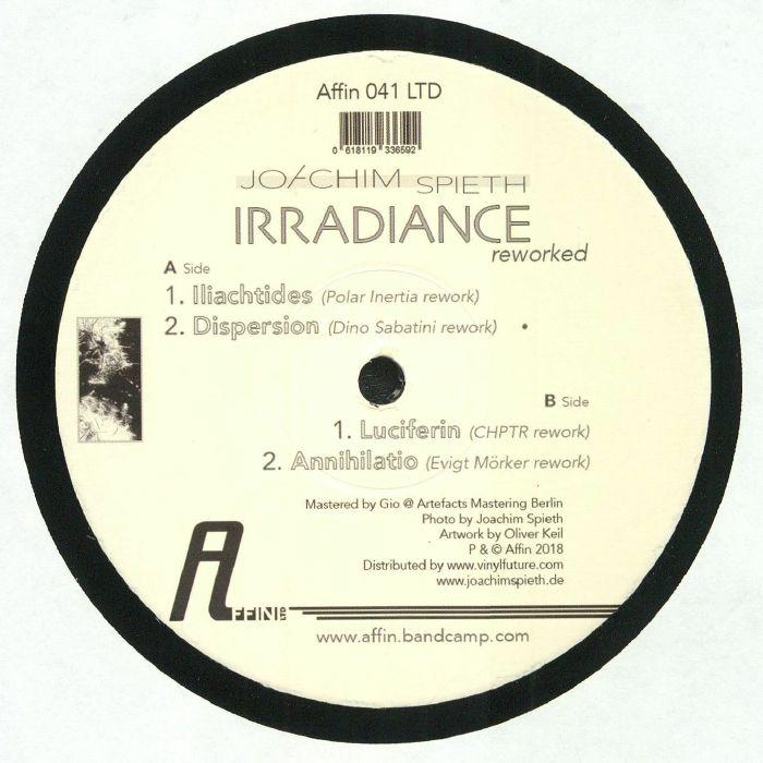 SPIETH, Joachim - Irradiance Reworked