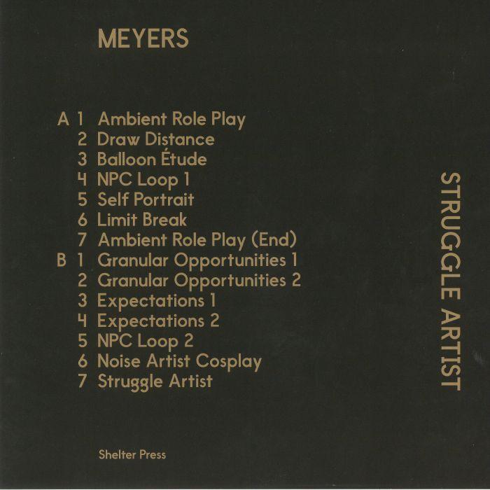 MEYERS - Struggle Artist