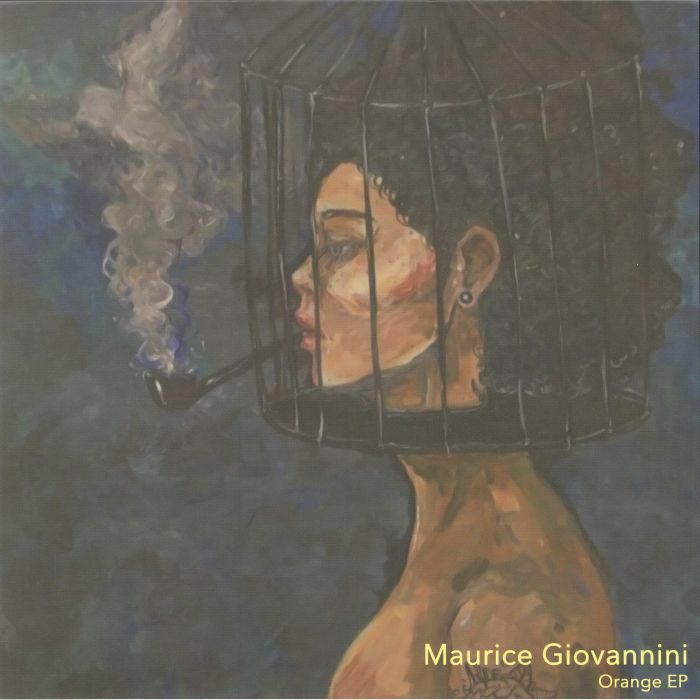 GIOVANNINI, Maurice - Orange EP