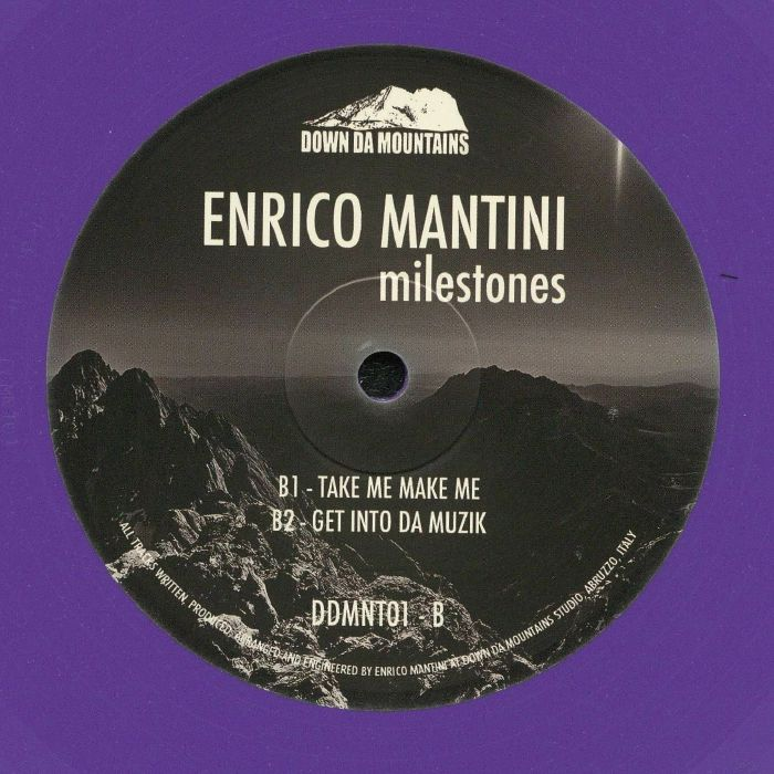 MANTINI, Enrico - Milestones Part 1