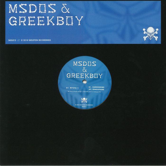 MSDOS/GREEKBOY - Mystic 1