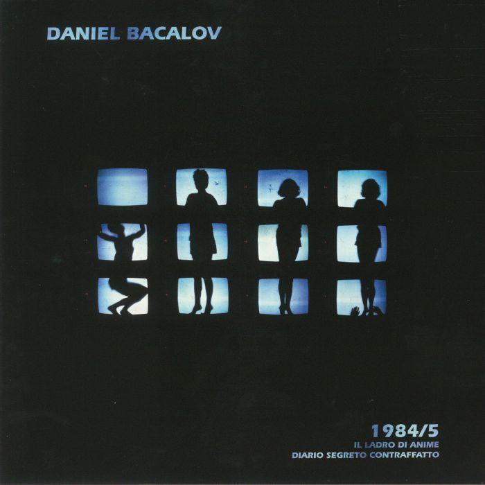 BACALOV, Daniel - 1984/5 Il ladro Di Anime/Diario Segreto Contraffatto