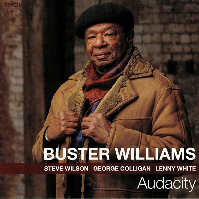 WILLIAMS, Buster - Audacity