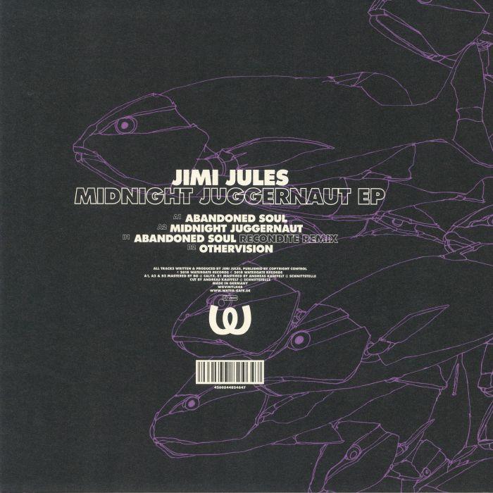 JULES, Jimi - Midnight Juggernaut EP