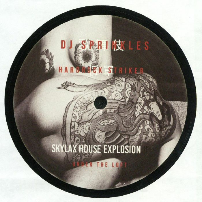 DJ SPRINKLES/HARDROCK STRIKER - Skylax House Explosion II: Under The Loft