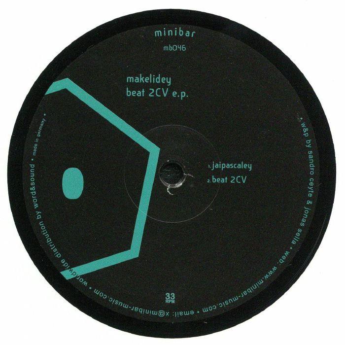 MAKELIDEY - Beat 2CV EP