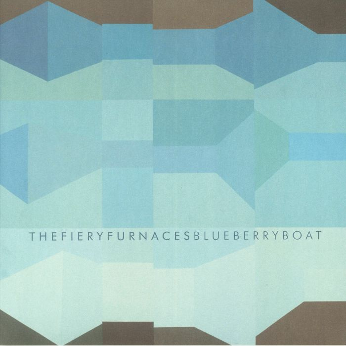 FIERY FURNACES, The - Blueberry Boat (reissue)