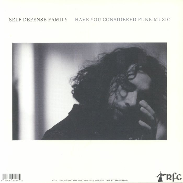 SELF DEFENSE FAMILY - Have You Considered Punk Music