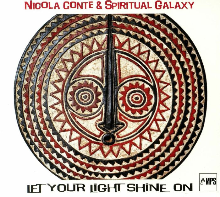 CONTE, Nicola/SPIRITUAL GALAXY - Let Your Light Shine On