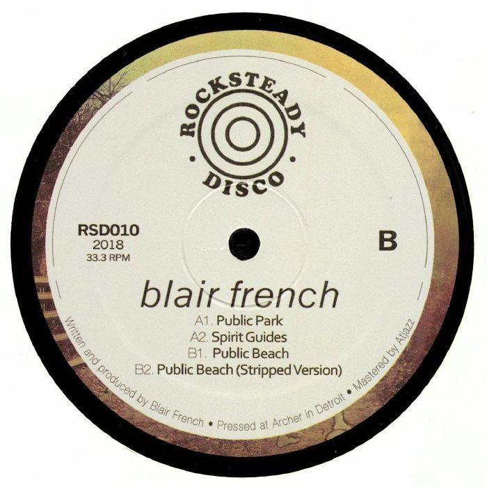 FRENCH, Blair - Public Park
