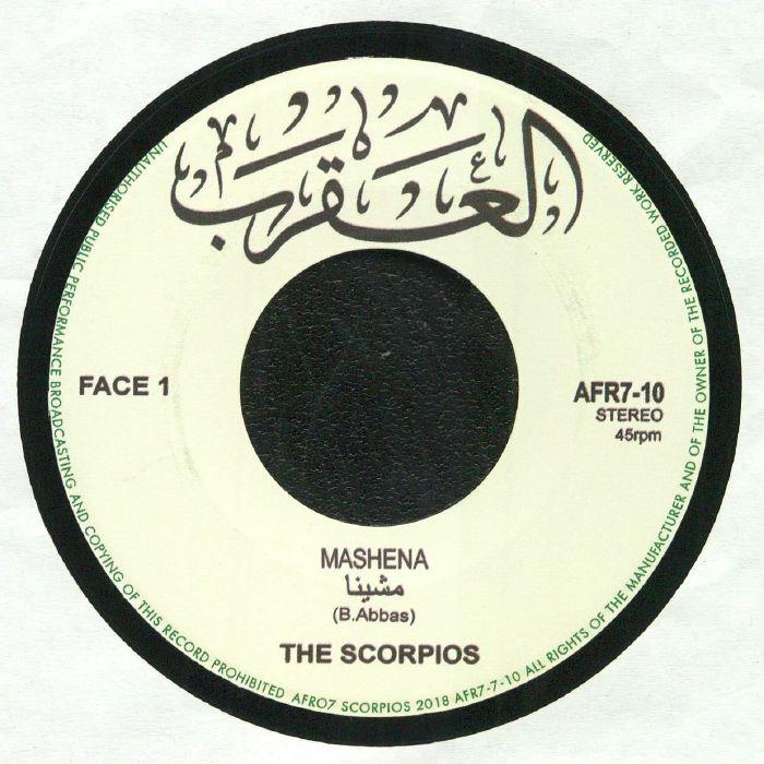 SCORPIOS, The - Mashena