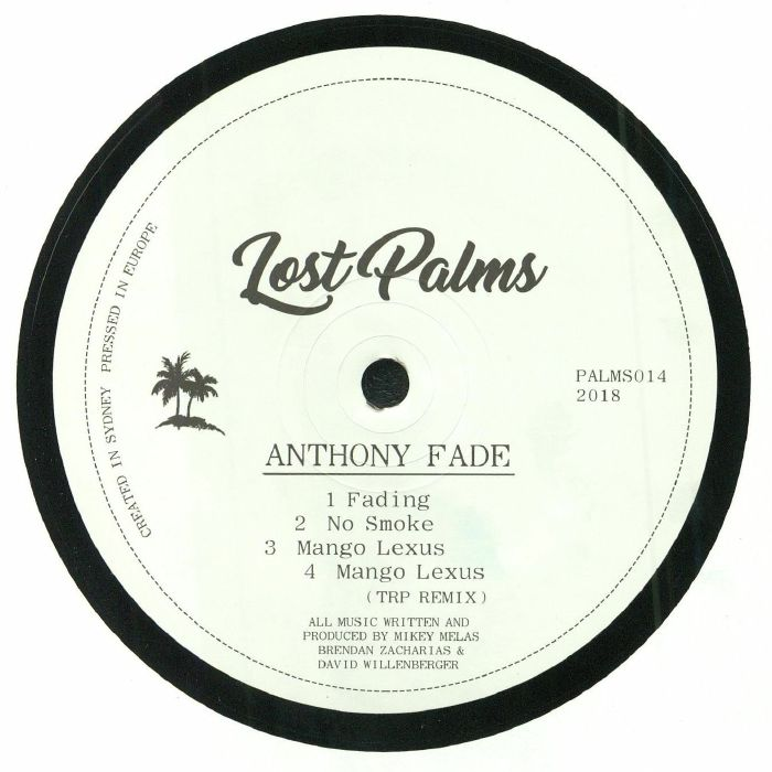 FADE, Anthony - Fading