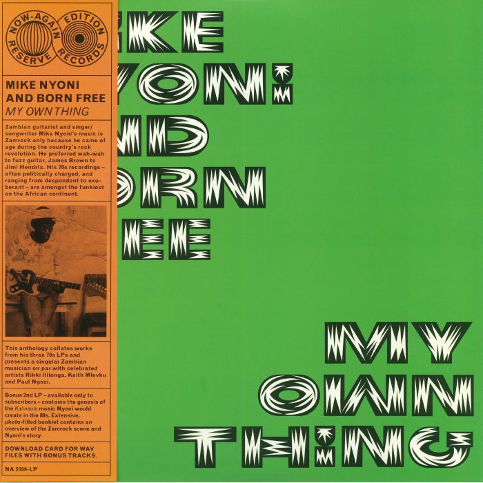 NYONI, Mike/BORN FREE - My Own Thing