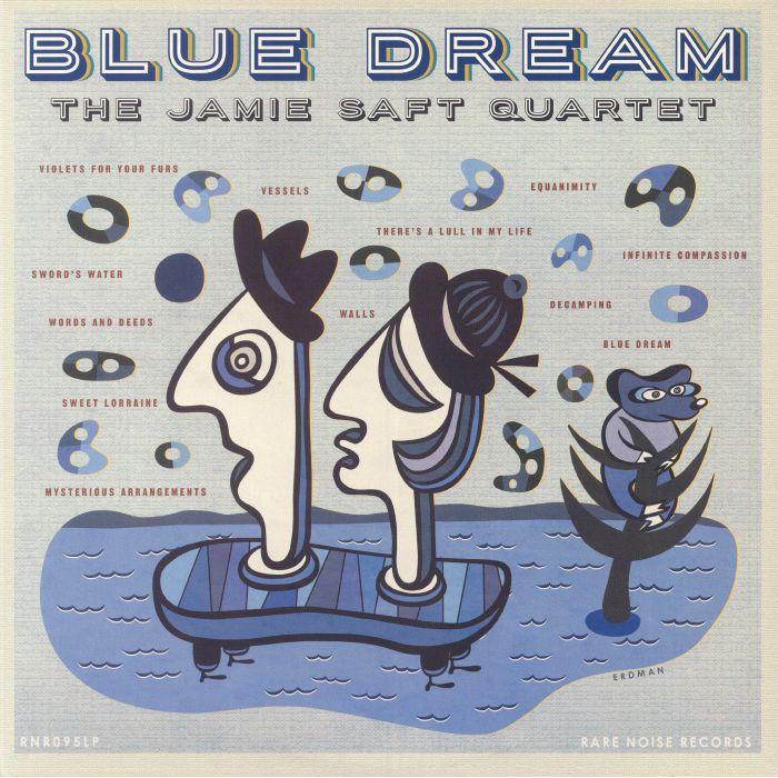 JAMIE SAFT QUARTET, The - Blue Dream