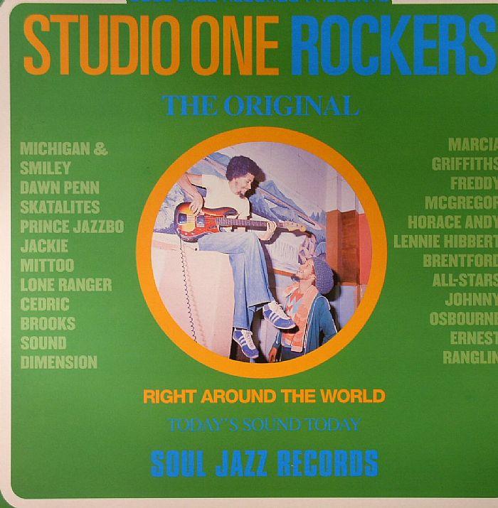 VARIOUS - Studio One Rockers: The Original