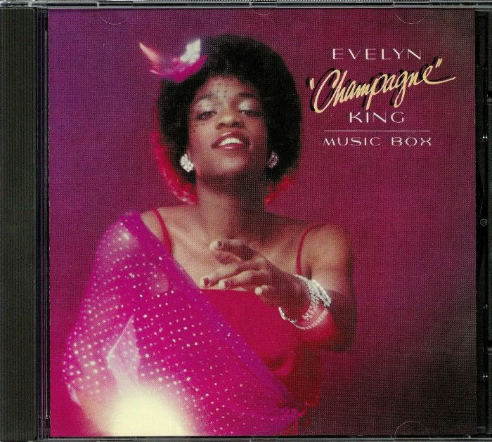 KING, Evelyn CHAMPAGNE - Music Box: Expanded Edition