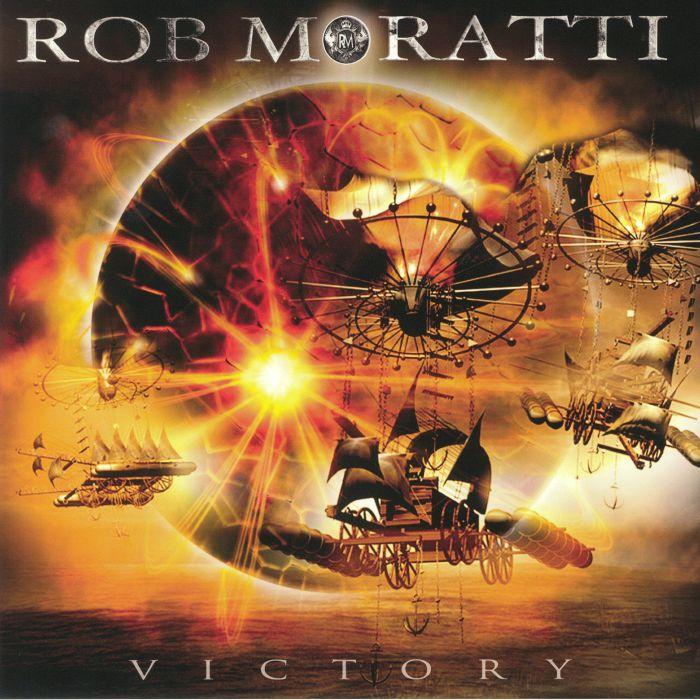 MORATTI, Rob - Victory (reissue)