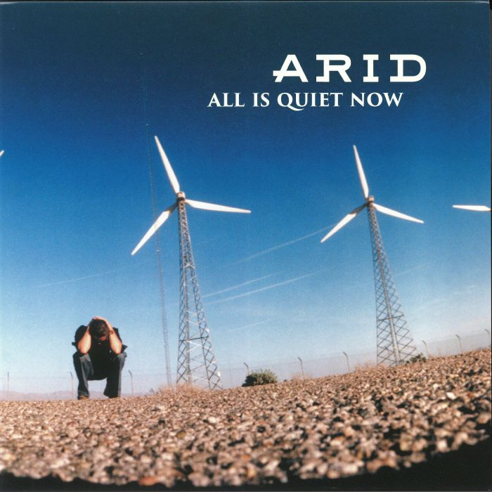ARID - All Is Quiet Now (reissue)