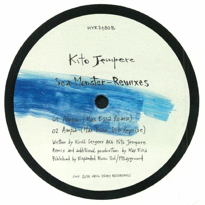 JEMPERE, Kito - Sea Monster Remixes