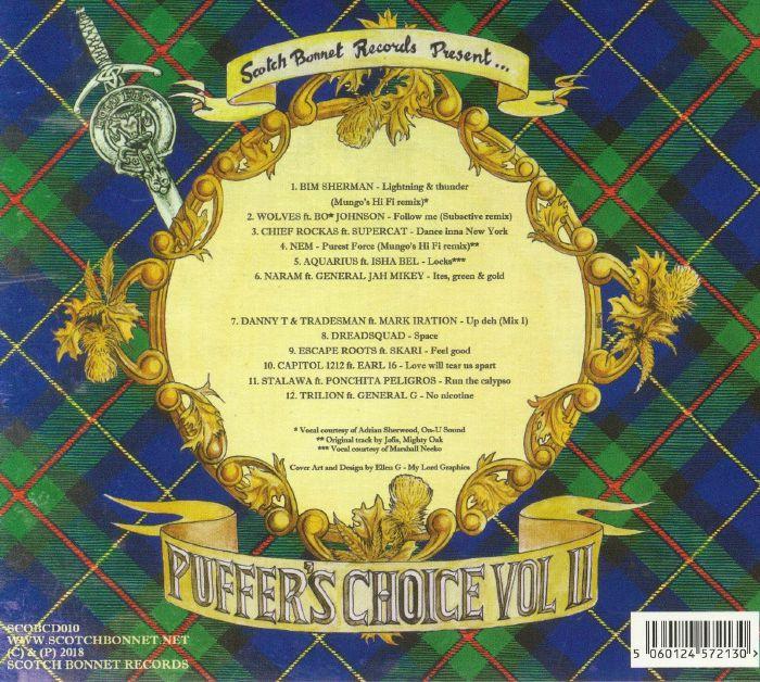 VARIOUS - Puffer's Choice Vol II