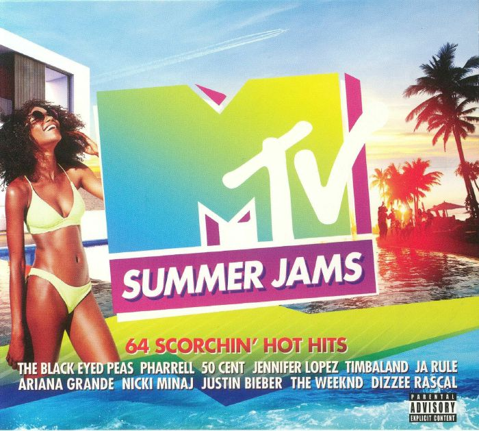 VARIOUS - MTV Summer Jams