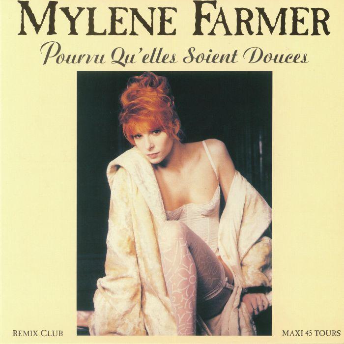 FARMER, Mylene - Pourvu Qu'Elles Soient Douces (reissue)