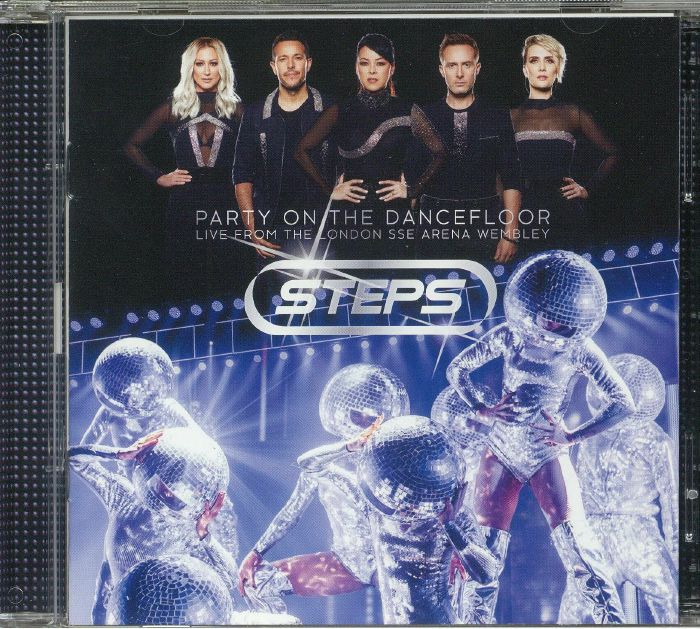 STEPS - Party On The Dancefloor: Live From The London SSE Arena Wembley