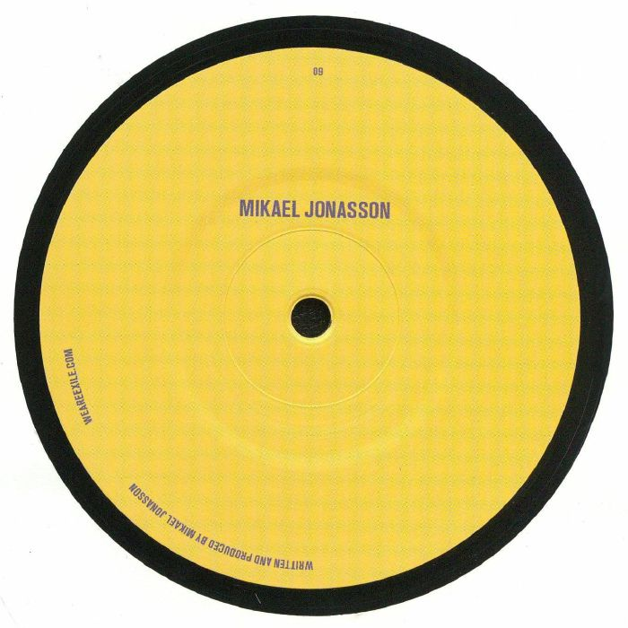 JONASSON, Mikael - EXILE 009