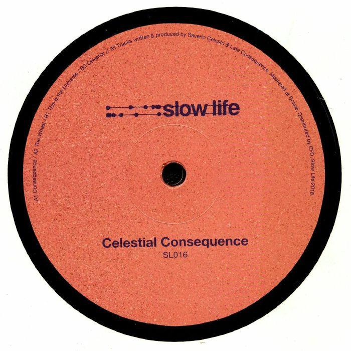 CELESTRI, Saverio/LATE CONSEQUENCE - Celestial Consequence
