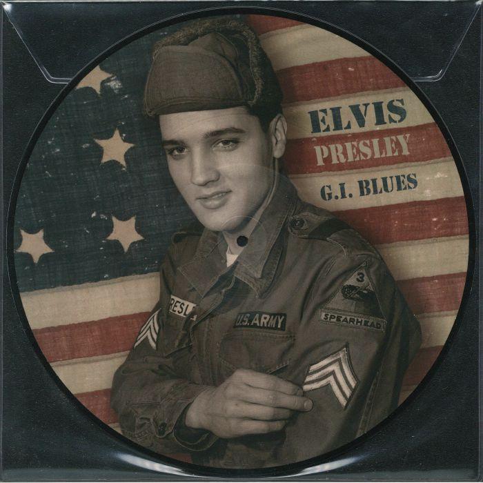 PRESLEY, Elvis - GI Blues (reissue)