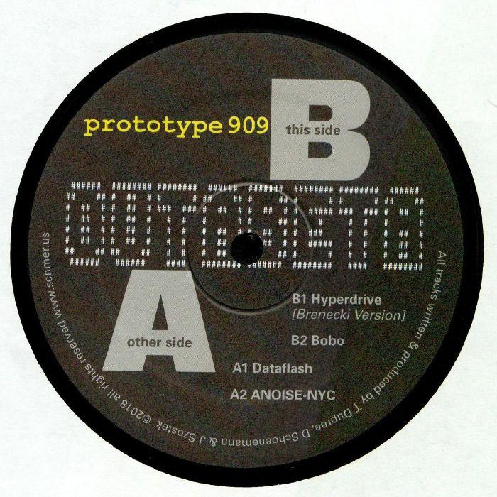 PROTOTYPE 909 - Outabeta