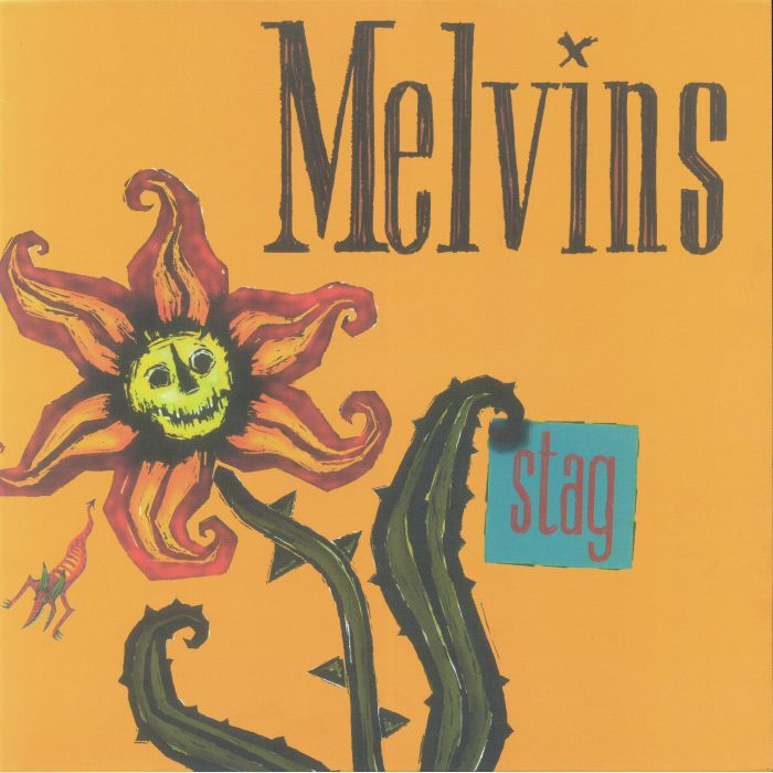 MELVINS - Stag (reissue)