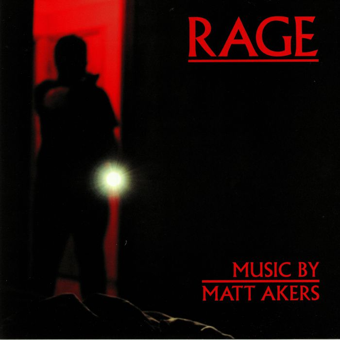 AKERS, Matt - Rage (Soundtrack)