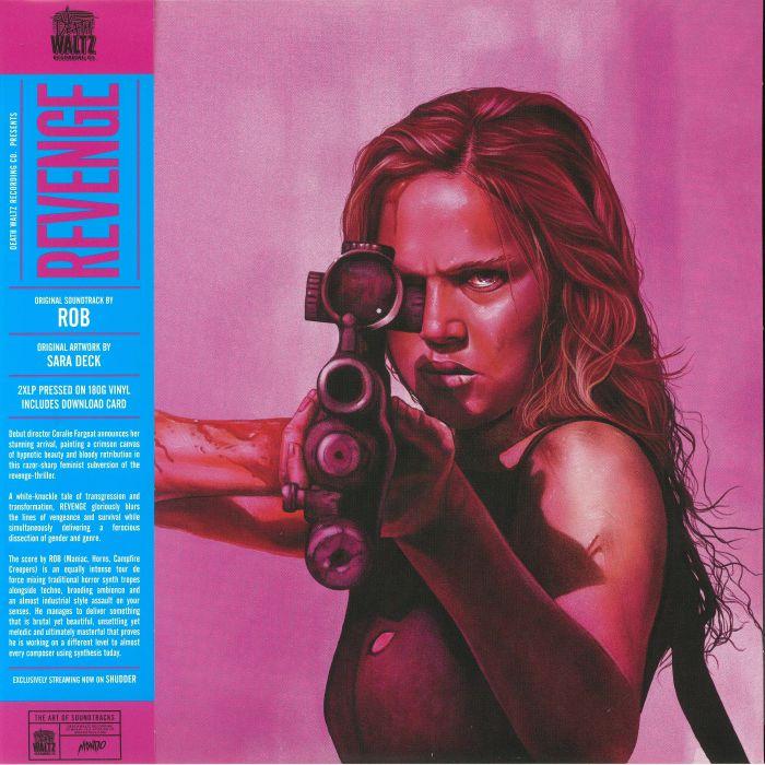 ROB - Revenge (Soundtrack)