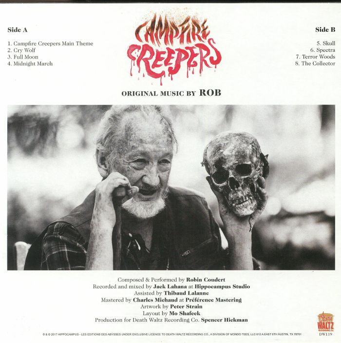 ROB - Campfire Creepers (Soundtrack)