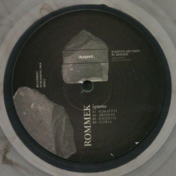 ROMMEK - Igneous