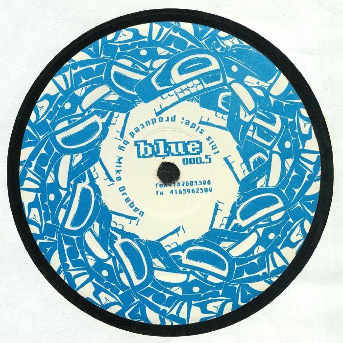 DREBEN, Mike/ADAM MARSHALL - BLUE 0005