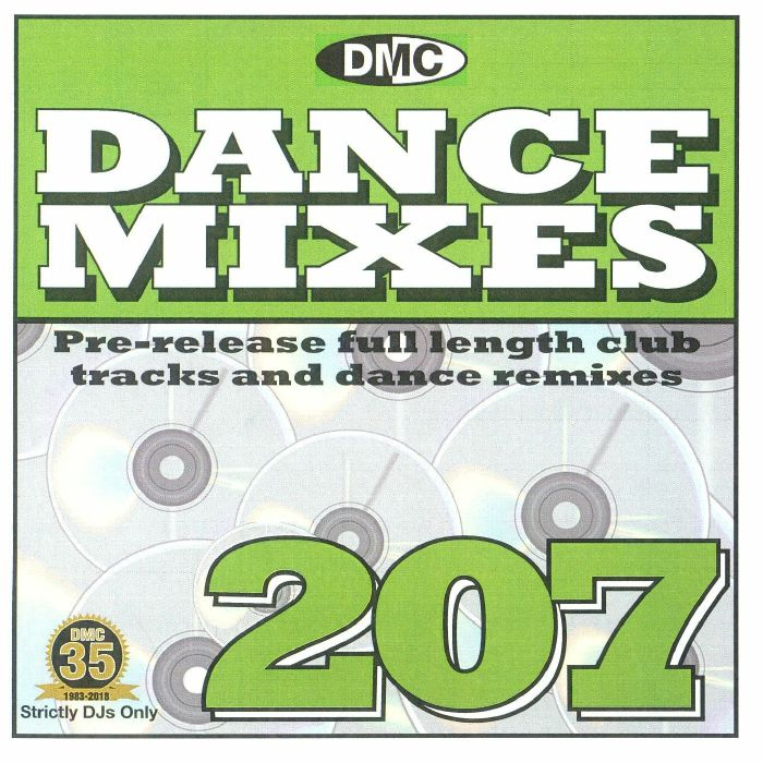 VARIOUS - Dance Mixes 207 (Strictly DJ Only)