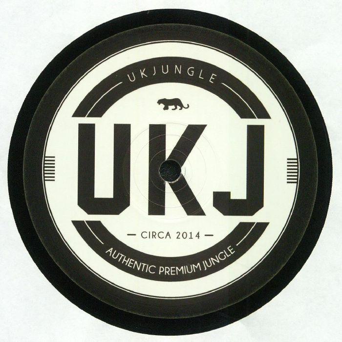SUPA APE/OMEN BREAKS/JUNGLORD/OMNIRHYTHM UK Jungle 001 vinyl at Juno