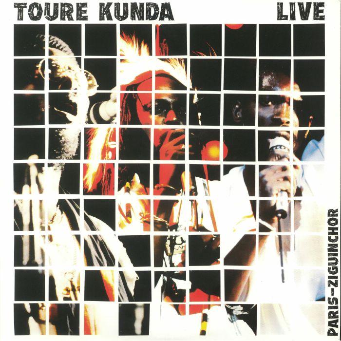 KUNDA, Toure - Live: Paris Ziguinchor