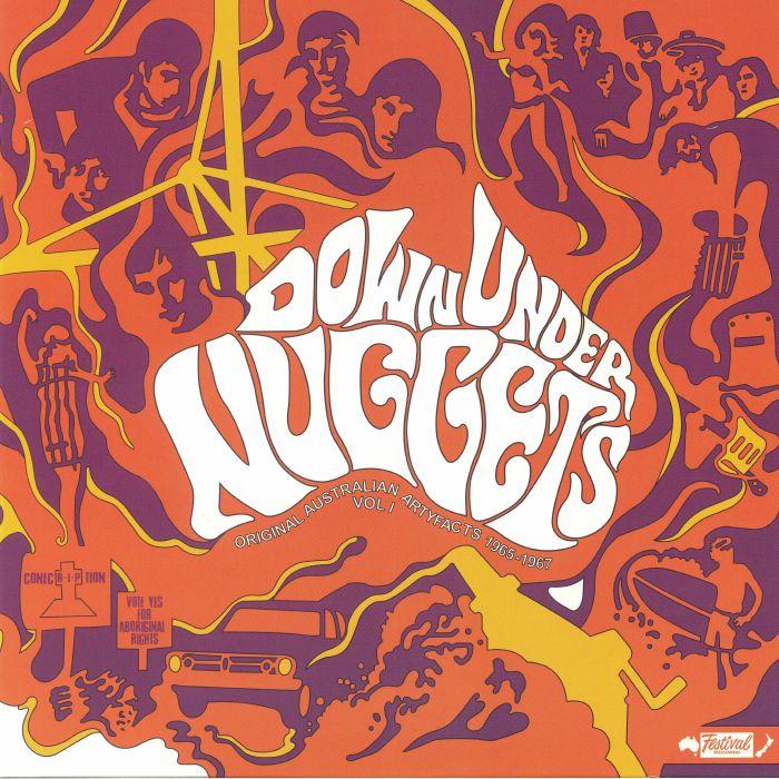 VARIOUS - Down Under Nuggets: Original Australian Artyfacts 1965-67 Vol I