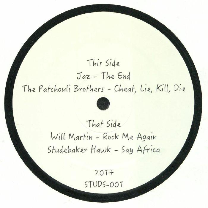 JAZ/THE PATCHOULI BROTHERS/WILL MARTIN/STUDEBAKER HAWK - STUDS 001