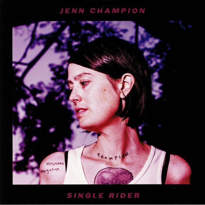 CHAMPION, Jenn - Single Rider
