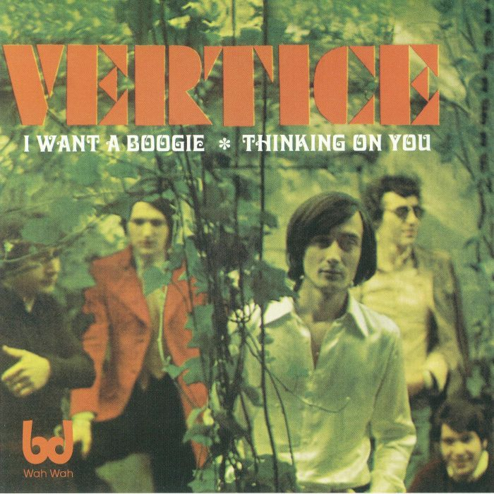 VERTICE - I Want A Boogie