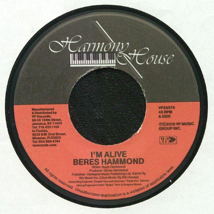 HAMMOND, Beres - I'm Alive